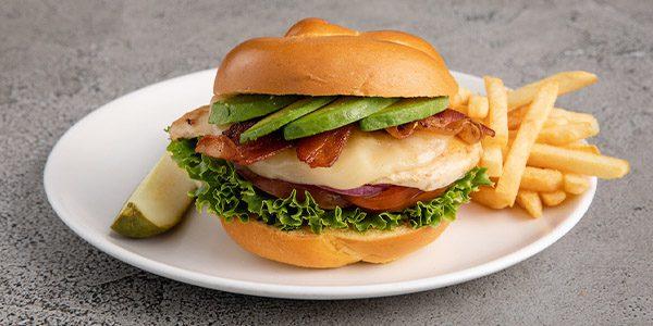 Brooklyn Chicken Sandwich