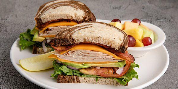 Turkacado Sandwich