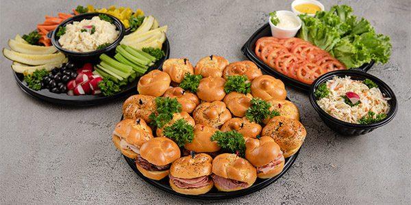 Cocktail Sandwich Buffet