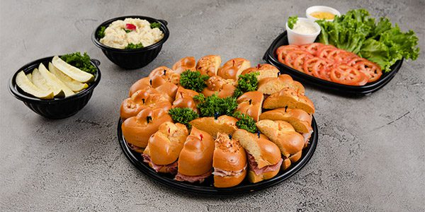 Jumbo Sandwich Platter