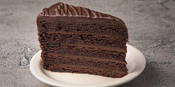 New York Style Chocolate Cake