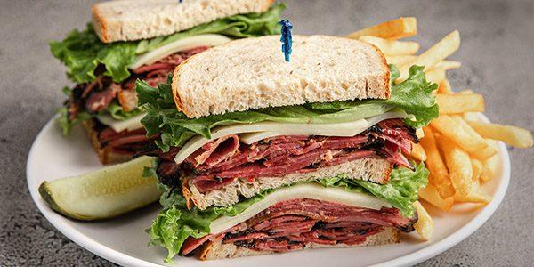The Triple Decker Sandwich