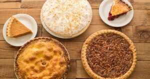 Our wide selection of incredible pies are perfect for everyone in the family!